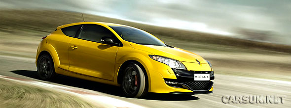 The Renaultsport Megane 250