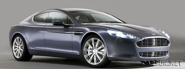 The Aston Martin Rapide