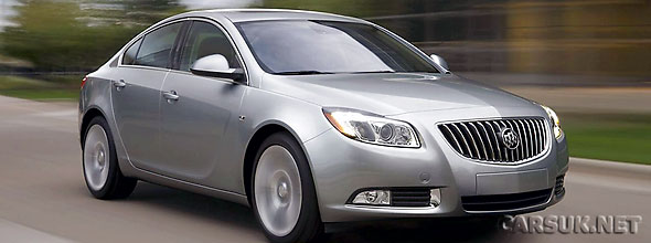 General Motors has revealed the 2011 Vauxhall Insignia based Buick Regal