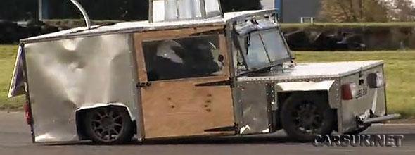 Top Gear S Hammerhead Eagle I Thrust Electric Car