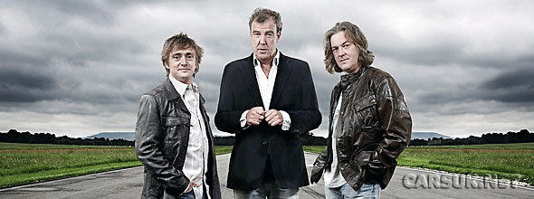 The final Top Gear outing tonight for messrs Clarkson, Hammond & May this series