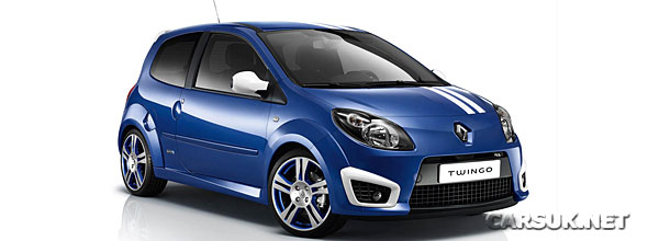 The new Twingo Gordini Renaultsport will go on sale in March 2010