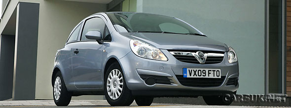 Vauxhall has made performance and economy changes to the Corsa for 2010