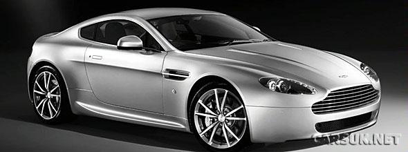 Aston Martin V8 Vantage 2010 Updates