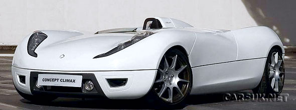 The £92,000 Climax Sports Racer