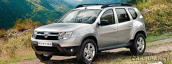 Dacia has launched the Duster in to the European market