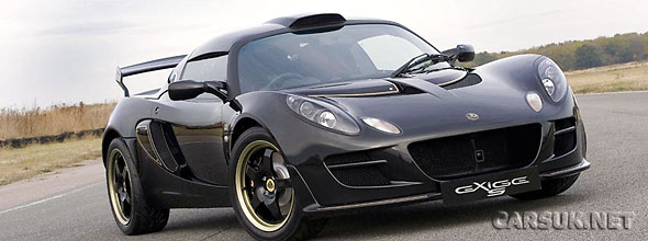 The new Lotus Exige S Type 72