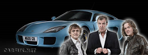 Top Gear play with the Noble M600 and set up an art exhibition tonight
