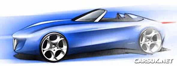 The Alfa Romeo Pininfarina Concept