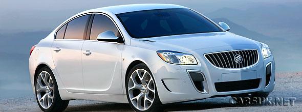 2011 Buick Regal GS Cocenpt