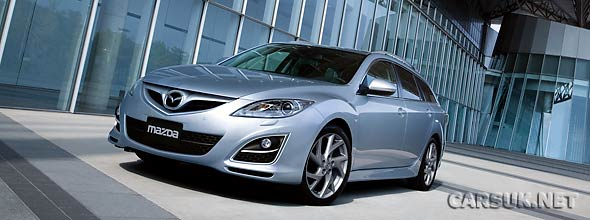 The Mazda6 Facelift 2010