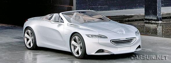 The Peugeot SR1 Concept