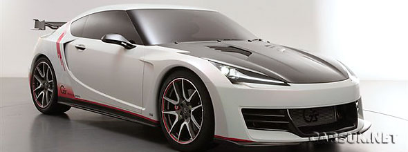 The Toyota FT-86 G Sports