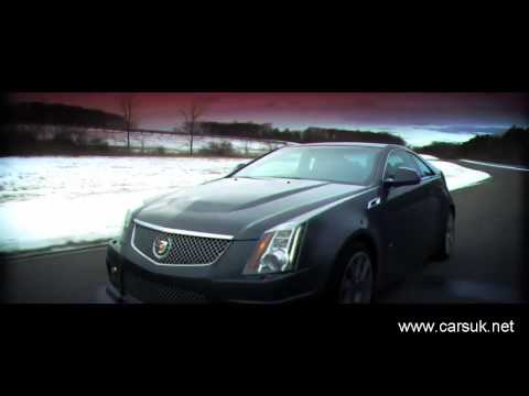 Video thumbnail for youtube video Cadillac CTS-V Coupe - the Video
