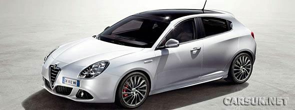 Alfa Romeo Giulietta 2010. Alfa Romeo Giulietta (2010):