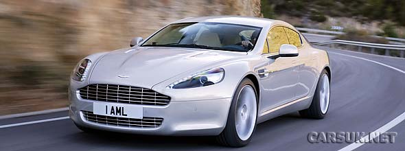 The Aston Martin Rapide Valencia Video