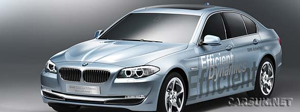 The BMW 5 Series Hybrid