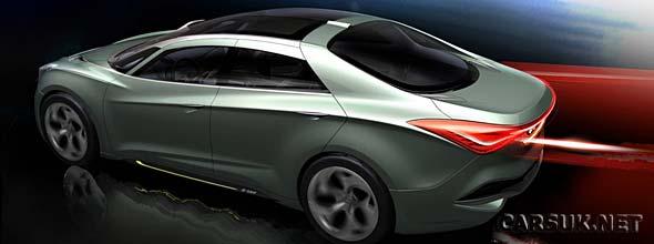 The Hyundai i-Flow Concept
