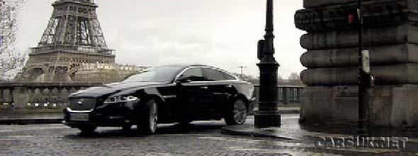 The New Jaguar XJ Paris Video