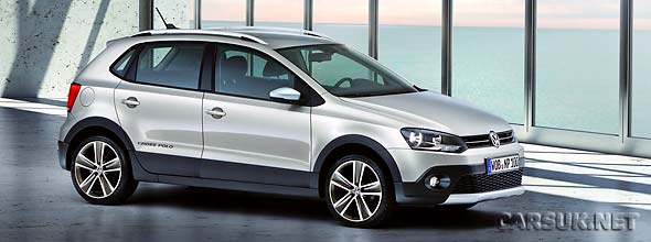 The VW Cross Polo