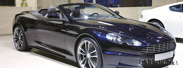 The Aston Martin DBS UB-2010