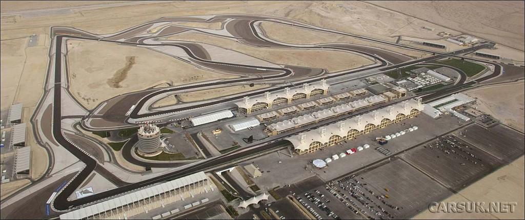 Bahrain F1 Circuit