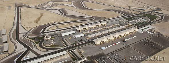 The Bahrain F1 Circuit 2010