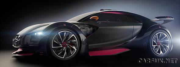 The Citroen Survolt Concept