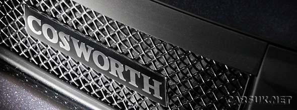 The Cosworth Impreza