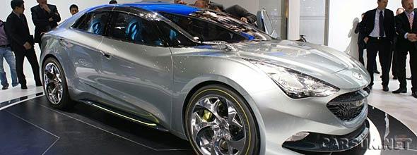 The Hyundai i-Flow Geneva
