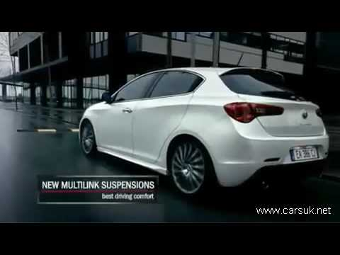 Video thumbnail for youtube video Alfa Romeo Giulietta (2010): Official Video