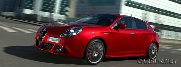 The Alfa Romeo Giulietta UK Price and Models