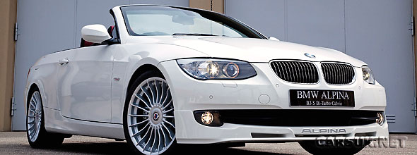 The Alpina B3 S Bi-Turbo 2010