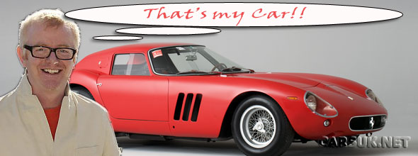 The Chris Evans 250 GTO