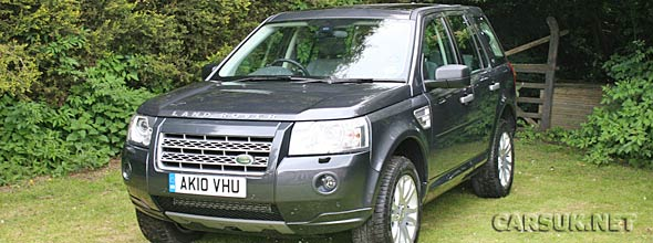 The Freelander 2 Review