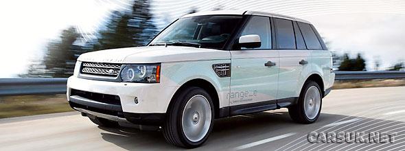 The Land Rover Range_e