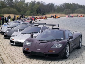 The McLaren F1 Meeting
