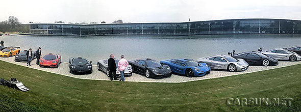 The McLaren F1 Meeting 2