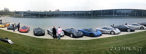 The McLaren F1 Meeting 2