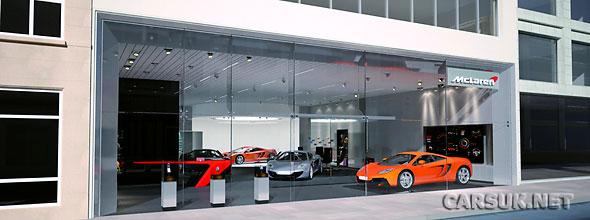 The McLaren Dealers