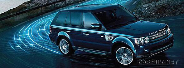 The Range Rover Sport TDV8 Ultimate