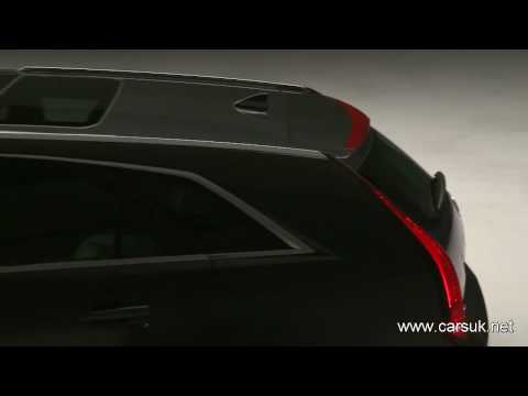 Video thumbnail for youtube video Cadillac CTS-V Sport Wagon (Estate) video walk through