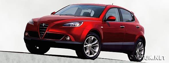 The Alfa Romeo SUV/Crossover