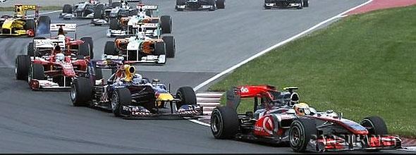 The Canadian Grand Prix 2010