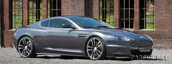 The Edo Competition Aston Martin DBS