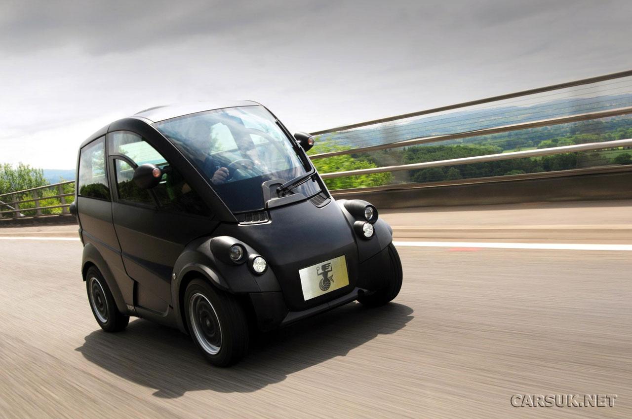 Los autos mas pequeños del mundo
