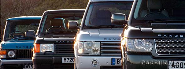 The Range Rover at 40