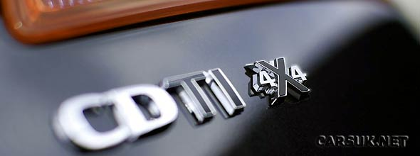 The Vauxhall Insignia CDTi 4x4
