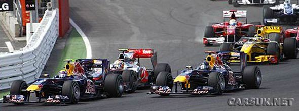 The British GP 2010