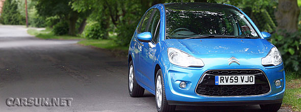 The Citroen C3 Review